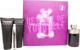 Jesus Del Pozo Halloween Man Gift Set 4 Pieces<br />Mænd