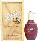 Gilles Cantuel Arsenal Red Eau de Parfum 100ml Spray<br />Mænd