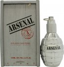 Gilles Cantuel Arsenal Platinum Eau de Parfum 100ml Spray<br />Mænd