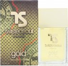 Twisted Soul Gold Eau de Toilette 100ml Spray<br />Mænd