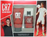 Cristiano Ronaldo Cristiano Ronaldo CR7 CR7 Gift Set 30ml EDT + 150ml Shower Gel<br />Mænd