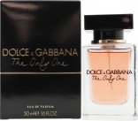 Dolce & Gabbana The Only One Eau de Parfum 50ml Spray<br />Kvinder