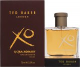 Ted Baker XO Extraordinary For Men Eau de Toilette 75ml Spray<br />Kvinder