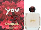 Desigual You Eau de Toilette 100ml Spray<br />Kvinder