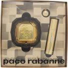 Paco Rabanne Lady Million Gift Set 50ml EDP + 10ml EDP + Key Ring<br />Kvinder