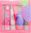 Love Island Such A Sort Gift Set 100ml Scented Body Mist + 150ml Gold Shimmer Body Lotion<br />Kvinder