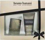 Bruno Banani Not For Everybody Gift Set 30ml EDT + 50ml Shower Gel<br />Mænd