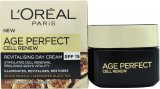 L'Oreal Age Perfect Cell Renew Day Cream 50ml<br />Kvinder