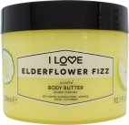 I Love... Bath and Shower Edelflower Fizz Body Butter 300ml<br />Kvinder