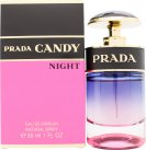 Prada Prada Candy Night Candy Night Eau de Parfum 30ml Spray<br />Kvinder