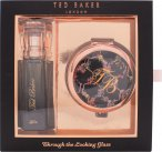 Ted Baker Sweet Treats Ella Through The Looking Glass Ella Gift Set 10ml EDT + Compact Mirror<br />Kvinder