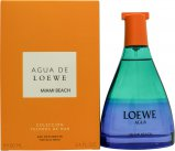 Loewe Agua Miami Beach Eau de Toilette 100ml Spray<br />Unisex