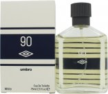 Umbro White Eau de Toilette 75ml Spray<br />Mænd