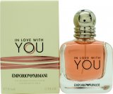 Giorgio Armani Emporio Armani In Love With You for Her Eau de Parfum 50ml Spray<br />Kvinder