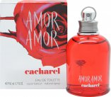 Cacharel Amor Amor Eau de Toilette 50ml Spray<br />Kvinder