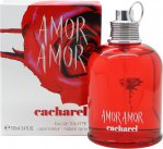 Cacharel Amor Amor Eau de Toilette 100ml Spray<br />Kvinder