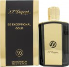 S.T. Dupont Be Exceptional Gold Eau de Parfum 100ml Spray<br />Mænd