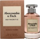 Abercrombie & Fitch Authentic Woman Eau de Parfum 100ml Spray<br />Kvinder