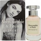 Abercrombie & Fitch Authentic Woman Eau de Parfum 50ml Spray<br />Kvinder