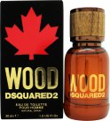 DSquared2 Wood For Him Eau de Toilette 30ml Spray<br />Mænd