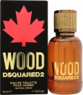 DSquared2 Wood For Him Eau de Toilette 50ml Spray<br />Mænd