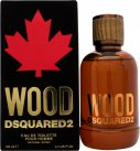 DSquared2 Wood For Him Eau de Toilette 100ml Spray<br />Mænd