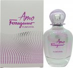 Salvatore Ferragamo Amo Ferragamo Flowerful Eau de Toilette 100ml Spray<br />Kvinder