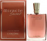 Lancôme Miracle Secret Eau de Parfum 100ml Spray<br />Kvinder