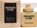 Karl Lagerfeld Private Klub for Women Eau de Parfum 45ml Spray<br />Kvinder