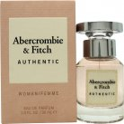 Abercrombie & Fitch Authentic Woman Eau de Parfum 30ml Spray<br />Kvinder