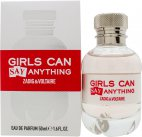 Zadig & Voltaire Girls Can Say Anything Eau de Parfum 50ml Spray<br />Kvinder