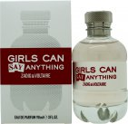 Zadig & Voltaire Girls Can Say Anything Eau de Parfum 90ml Spray<br />Kvinder