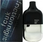 FCUK Friction Night Him Eau de Toilette 100ml Spray<br />Mænd