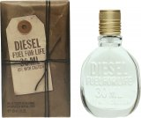 Diesel Fuel For Life Eau de Toilette 30ml Spray<br />Mænd