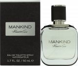 Kenneth Cole Mankind Eau de Toilette 50ml Spray<br />Mænd
