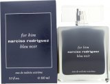 Narciso Rodriguez Narciso Rodriguez For Him Bleu Noir Eau De To For Him Bleu Noir Eau de Toilette Extreme 100ml Spray<br />Mænd