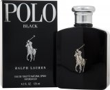 Ralph Lauren Polo Black Eau de Toilette 125ml Spray<br />Mænd