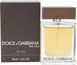 Dolce & Gabbana The One Eau de Toilette 50ml Spray<br />Mænd