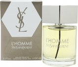 Yves Saint Laurent L'Homme Eau de Toilette 100ml Spray<br />Mænd