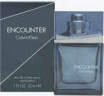 Calvin Klein Encounter Eau de Toilette 30ml Spray<br />Mænd