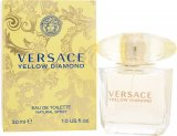 Versace Yellow Diamond Eau de Toilette 30ml Spray<br />Kvinder