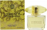 Versace Yellow Diamond Eau de Toilette 90ml Spray<br />Kvinder