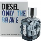 Diesel Only The Brave Eau de Toilette 35ml Spray<br />Mænd