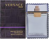 Versace Man Eau De Toilette 100ml Spray<br />Mænd