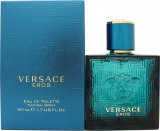 Versace Eros Eau de Toilette 50ml Spray<br />Mænd