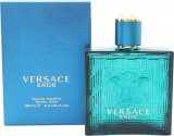 Versace Eros Eau de Toilette 100ml Spray<br />Mænd
