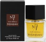 Yves Saint Laurent M7 Oud Absolu Eau de Toilette 80ml Spray<br />Mænd