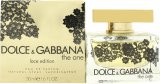 Dolce & Gabbana The One Lace Edition Eau de Parfum 50ml Spray<br />Kvinder