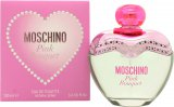 Moschino Pink Bouquet Eau de Toilette 100ml Spray<br />Kvinder