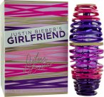 Justin Bieber Girlfriend Eau de Parfum 50ml Spray<br />Kvinder